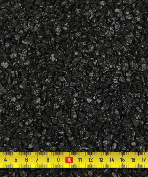Daltex Black Dried Gravel 2-5mm