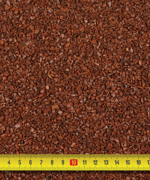 Daltex Red Dried Gravel 1-3mm