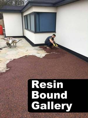 Resin Bound Gallery