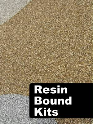 Resin Bound Kits