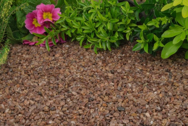 Daltex Staffordshire Pink 2-5mm Resin Aggregate
