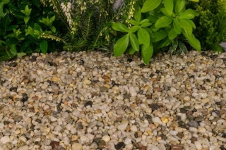 Pearl Quartz 5-8mm Resin Gravel